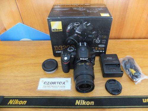 Nikon D3200 Kit 18-55mm VR II