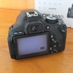 Canon 600D Lensa EF-S 18-55 Mulus Sc 3.xxx