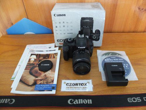Canon 1100d Kitt 18-55mm SC 4.Xxx