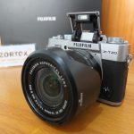 Fujifilm X-T20 Lensa 16-50mm Mulus
