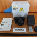 Nikon 1 J5 Lensa Kit 10-30mm 4K Video