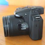 Nikon P530 With Zoom Optical 42x Mulus