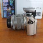 Olympus E-PL5 Lensa 14-42 mm Touchscreen
