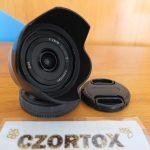 Lensa Sony 16mm F2.8 Pancake