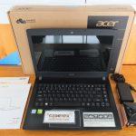 Acer E5-475G Ci3-6006U Ram 8gb HDD 1TB Nvidia 940MX