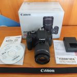 Canon 750D 18-55 mm STM Mulus