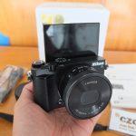 Nikon 1 J5 Lensa Kit 10-30mm sc 1.xxx