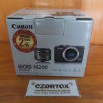 NEW Canon EOS M200 Kit EF-M 15-45mm IS STM BNOB