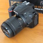 Nikon D5500 AF-P 18-55mm VR