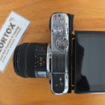 Lumix DMC GF6 Lensa 14-42mm WIFI Touchscreen