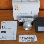 Nikon 1 J5 Lensa Kit 10-30mm sc 2.xxx