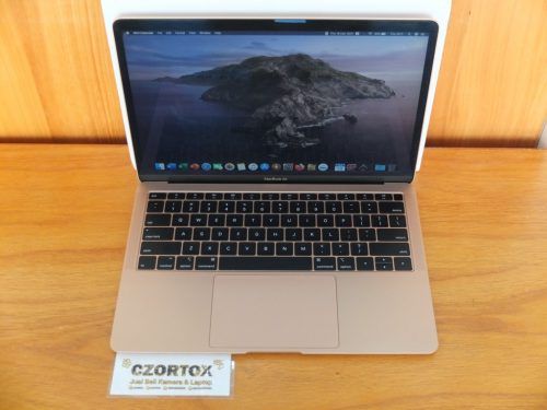 Macbook Air MREF2 Ci5 SSD 256gb Retina 13 Inc CC 49