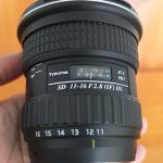 Lensa Tokina AT-X Pro DX 11-16mm F2.8For Nikon