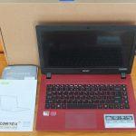 Acer A314 AMD A9-9420e Ram 4GB
