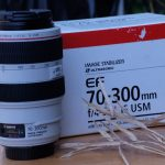 Canon EF 70-300mm F/4-5.6L IS USM Like New
