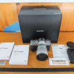 Fujifilm X-T20 With XC 16-50mm OIS II Silver