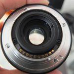FUJINON XF 23mm F2.0 R WR Black