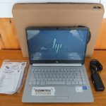 Hp 14s-cf2019TU Celeron N4020 Ram 4GB SSD 256GB Like New