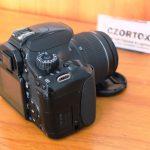 Canon 550D Lensa kit 18-55mm