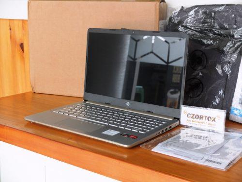 HP 14s-fq0021AU AMD Ryzen 3 3250U RAM 8gb SSD 512gb AMD Radeon Graphics 2gb