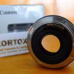 Lensa Canon EF 50mm f/1.8 STM Like New
