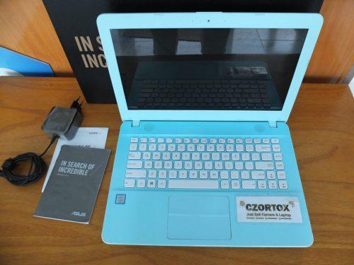 ASUS X441UA RAM 4gb i3 6006U
