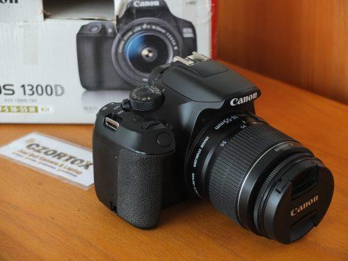 Canon 1300D EF-S 18-55 III Kit WiFi