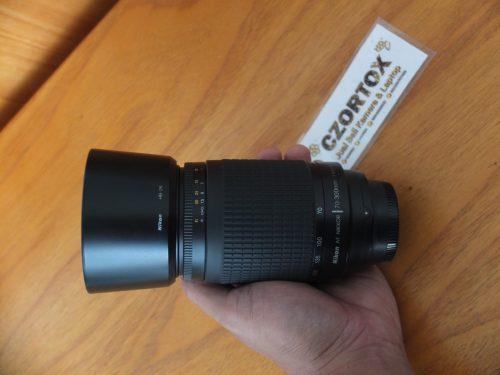 Nikon AF-D 70-300mm f/4-5,6 G