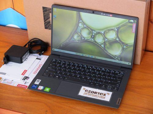 Lenovo Ideapad 5 i7-1165G7 Ram 16gb SSD 512 Nvidia GeForce MX450
