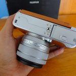 Fujifilm X-A7 Lensa 15-45mm Masih Garansi