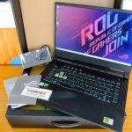 Asus ROG G531GD Ci5 9300H Ram 16gb SSD 512gb GTX 1050 Masih Garansi