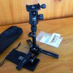 Sirui 3T-35K Black Table Top Tripod