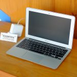 MacBook Air 11 inch Mid 2011 Core i7 2,7Ghz Ram 4gb SSD 256gb