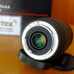 Sigma 70-300mm F4-5.6 DG Macro For Canon