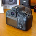 Canon 1300D Wi-Fi Lensa Kit 18-55mm