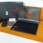 ASUS Zephyrus GA502DU Ryzen 7 GTX 1660 Ti Ram 16GB