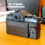 Fujifilm XT100 Kit 15-45 OIS PZ Super Mulus