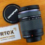 Lensa M.Zuiko Digital ED 14-150mm f/4-5.6 II