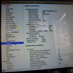 Macbook Pro MD101 Core i5 2,5GHz Ram 4gb SSD 128gb HDD 500gb