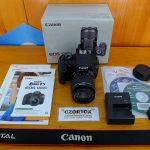 Canon 1200D Kit 18-55mm Mulus