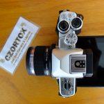Olympus OMD EM10 Mark II Lensa 45mm F1.8