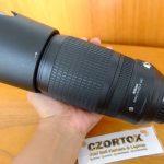 Lensa Nikon AF 70-300mm F4.5-5.6G Mulus
