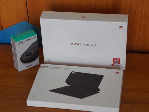 Huawei Matepad 11 Ram 6GB Rom 128GB Matte Gray BNIB